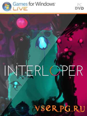 Постер игры Interloper