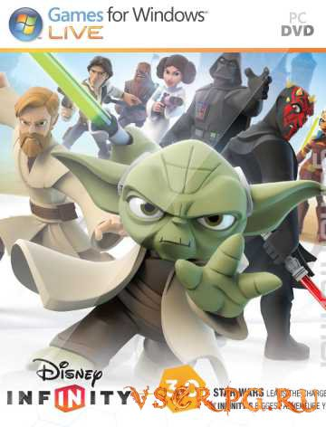 Постер игры Disney Infinity 3.0 (2015)