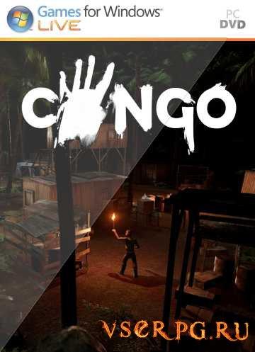 Постер игры Congo