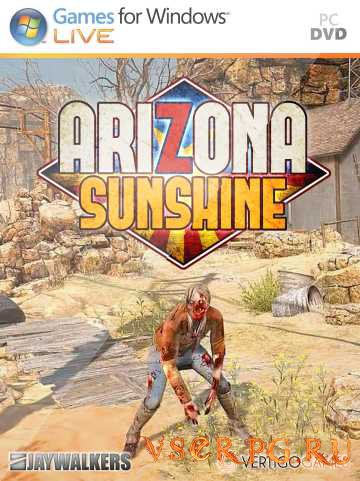 Постер игры Arizona Sunshine