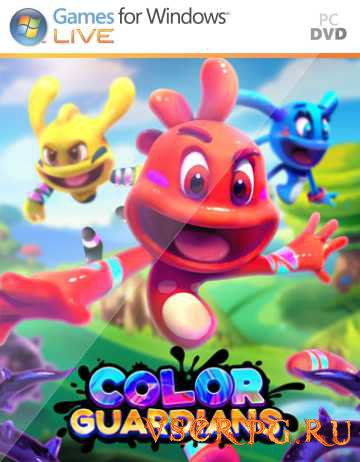 Постер игры Color Guardians