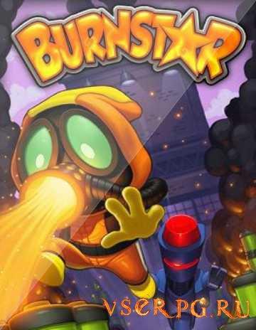 Постер игры Burnstar