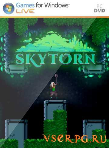 Постер игры Skytorn