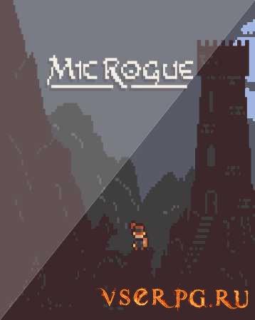 Постер игры Microgue