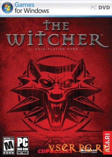 Постер игры The Witcher