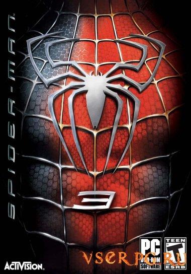 Постер игры Spider-Man 3