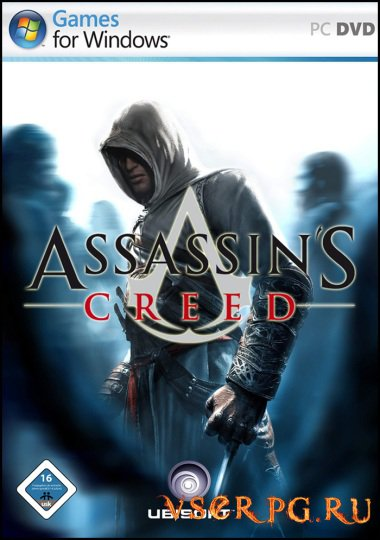 Постер игры Assassins Creed 1