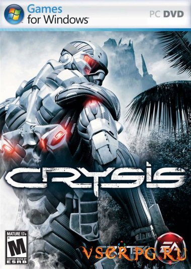 Постер игры Crysis