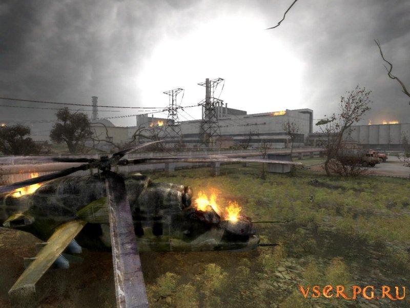 Сталкер: Тень Чернобыля screen 1