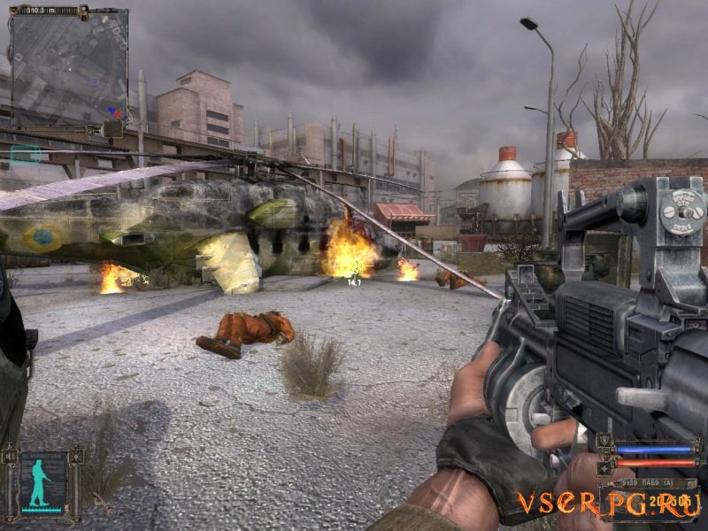 Сталкер: Тень Чернобыля screen 2