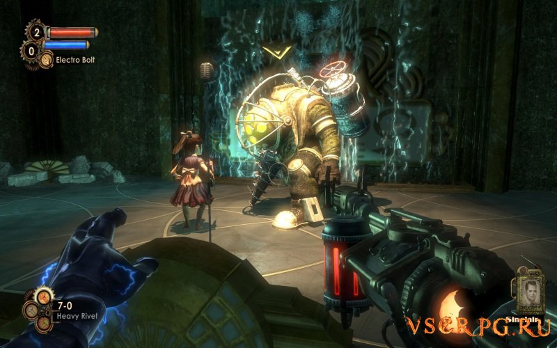 BioShock 2 screen 3