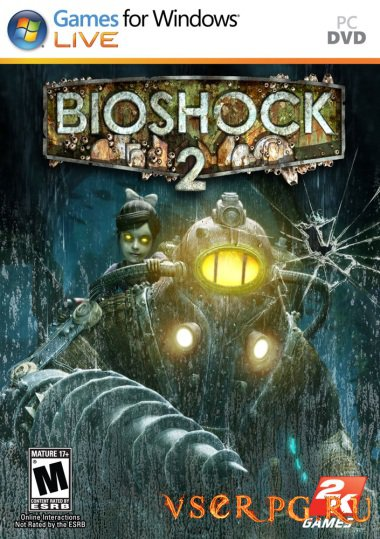 Постер игры BioShock 2