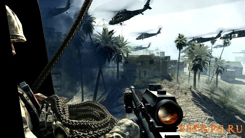 Call of Duty 4: Modern Warfare screen 3