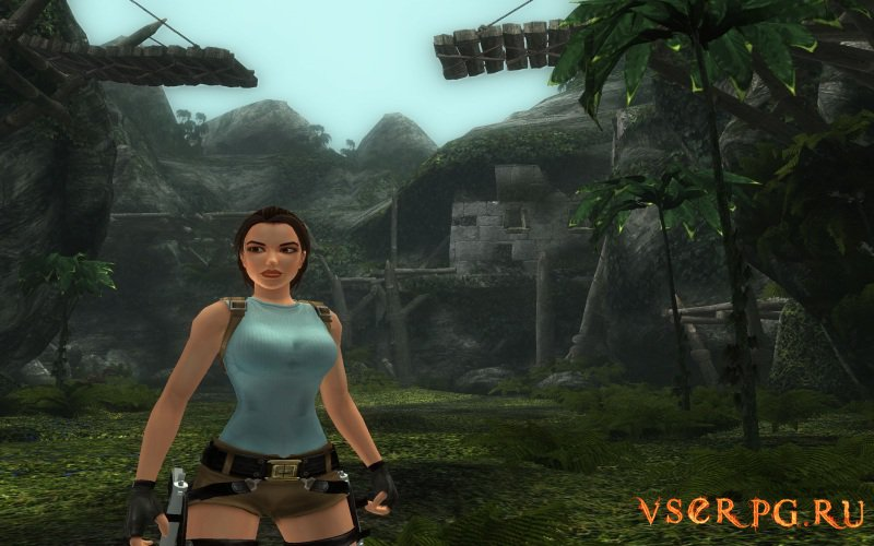 Tomb Raider Anniversary screen 3