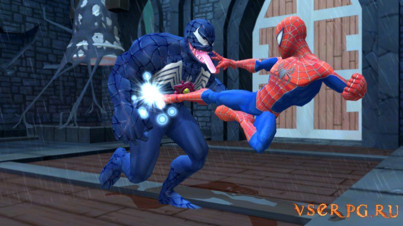 Spider-Man: Friend or Foe screen 2
