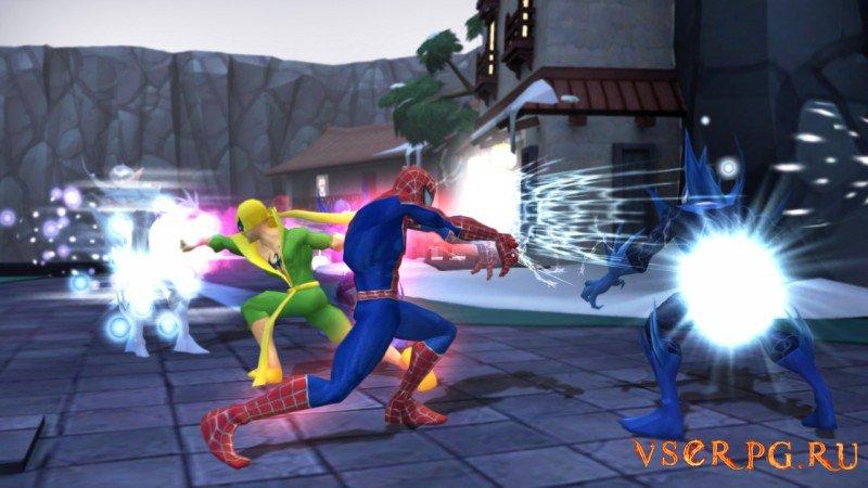 Spider-Man: Friend or Foe screen 3