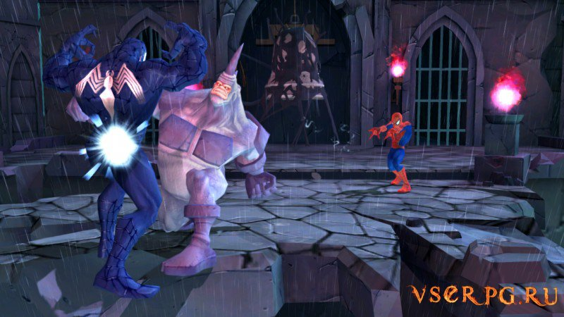 Spider-Man: Friend or Foe screen 1