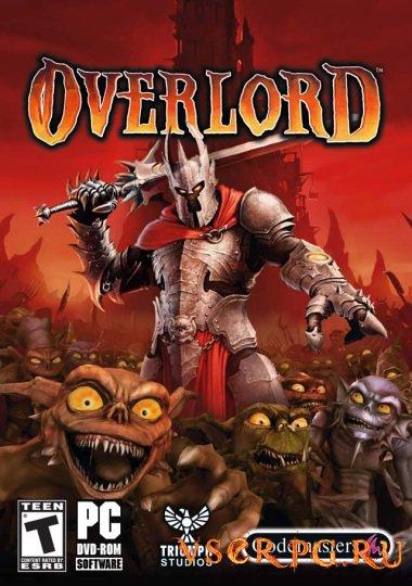 Постер игры Overlord