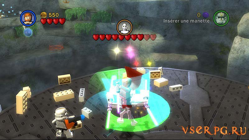 LEGO Star Wars: The Complete Saga screen 2