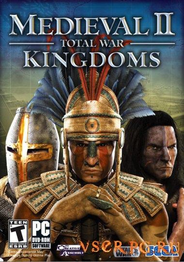 Постер игры Medieval 2: Total War Kingdoms