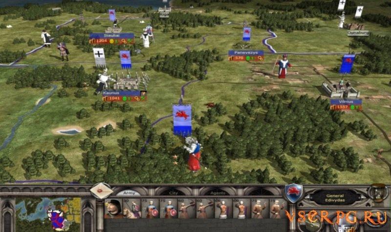 Medieval 2: Total War Kingdoms screen 1