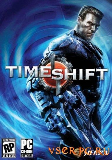 Постер игры TimeShift