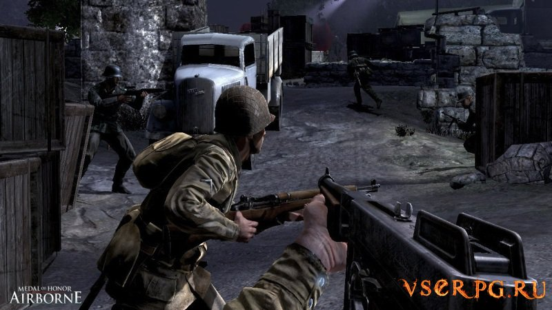 Medal of Honor Airborne screen 3