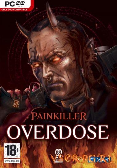 Постер игры Painkiller Overdose