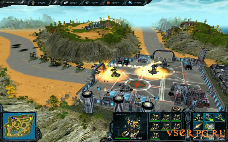 Космические рейнджеры 2: Доминаторы Перезагрузка screen 1