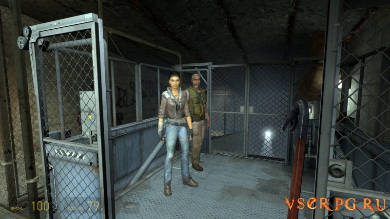 Half-Life 2 Episode 2 screen 3