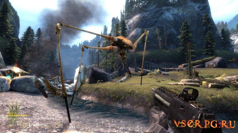 Half-Life 2 Episode 2 screen 1