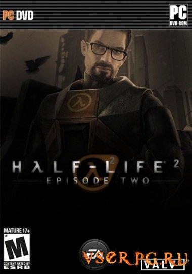 Постер игры Half-Life 2 Episode 2