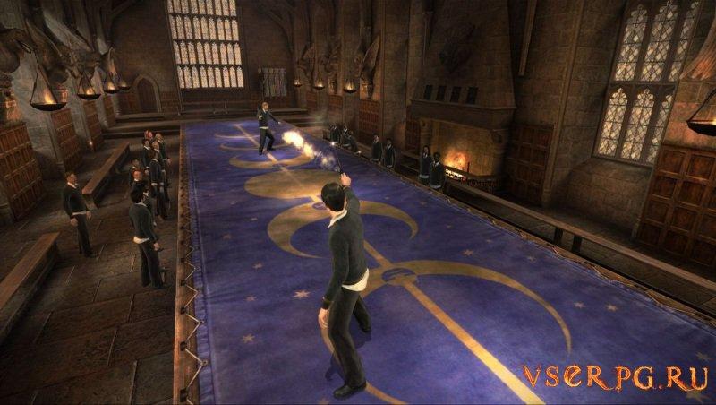 Гарри Поттер и Принц-полукровка screen 2