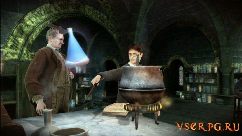 Гарри Поттер и Принц-полукровка screen 1