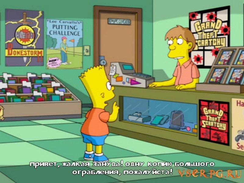 Симпсоны screen 3