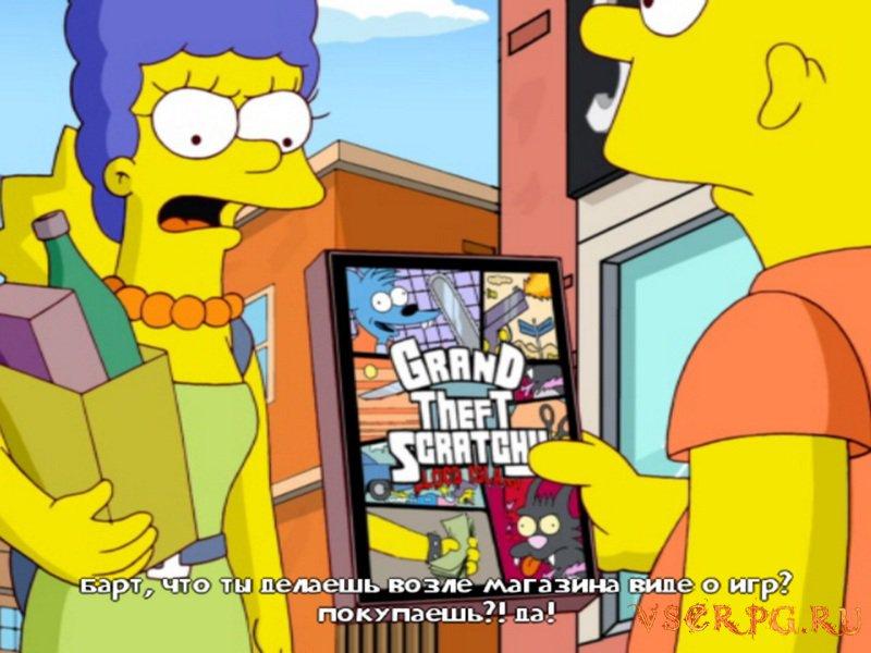 Симпсоны screen 2