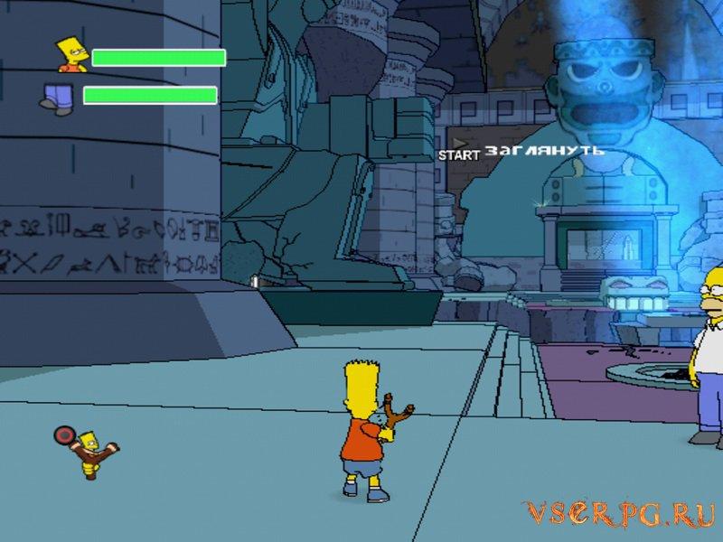 Симпсоны screen 1