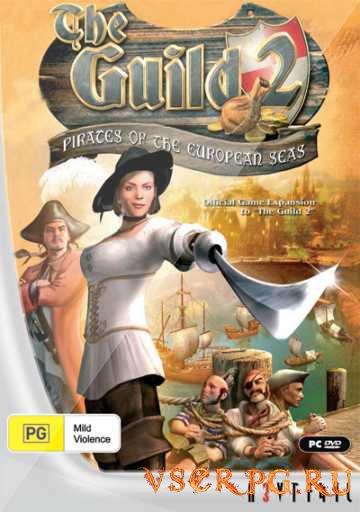 Постер игры Гильдия 2: Пираты европейских морей