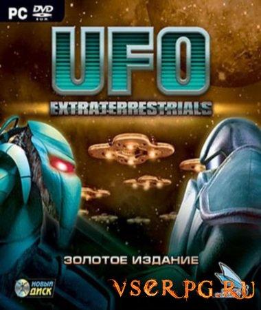 Постер игры UFO Extraterrestrials