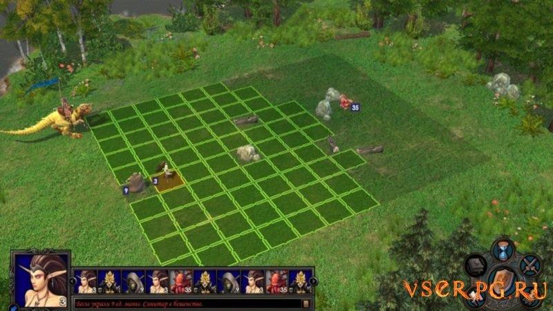 Герои 5: Повелители Орды screen 1