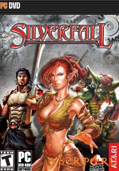 Постер игры Silverfall