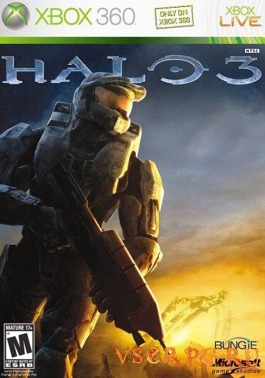 Постер игры Halo 3