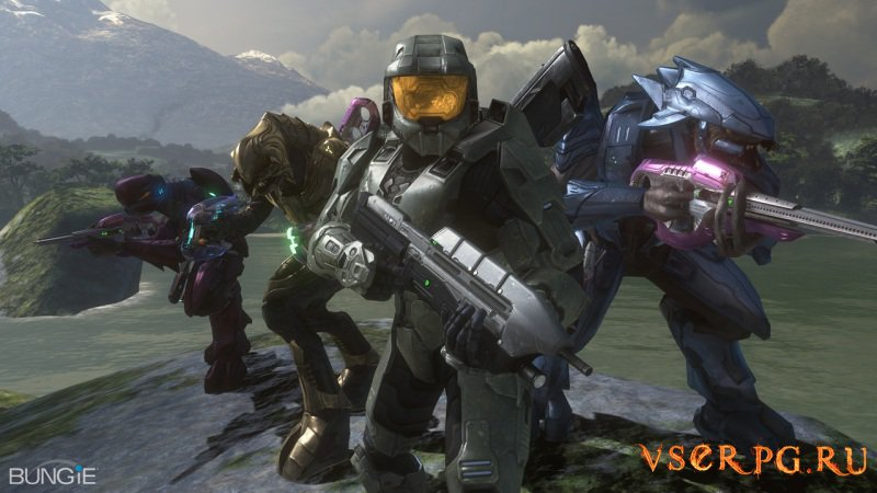 Halo 3 screen 1