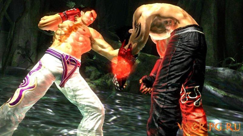 Tekken 6 screen 2