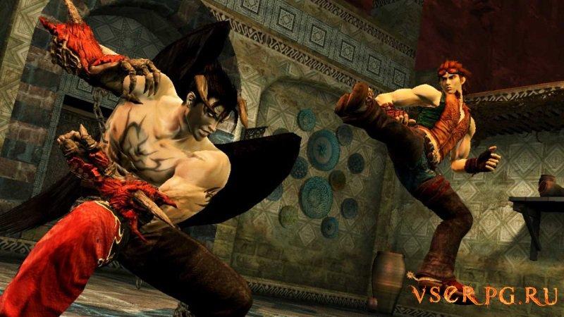 Tekken 6 screen 3