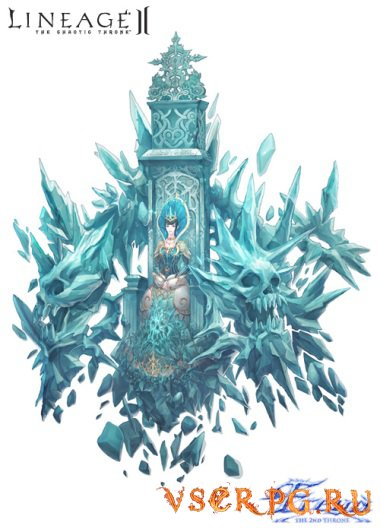Постер игры Lineage 2 Freya