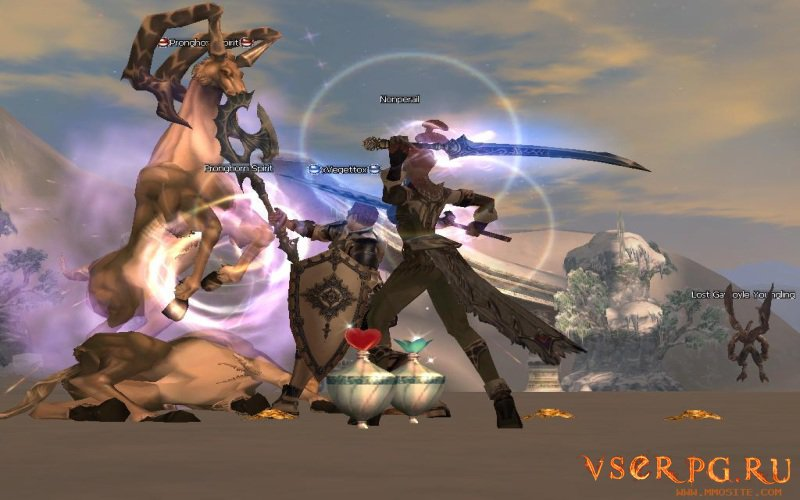 Lineage 2 screen 2