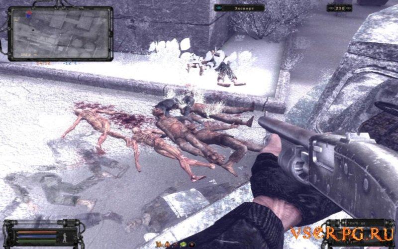Сталкер Наёмный Убийца screen 1