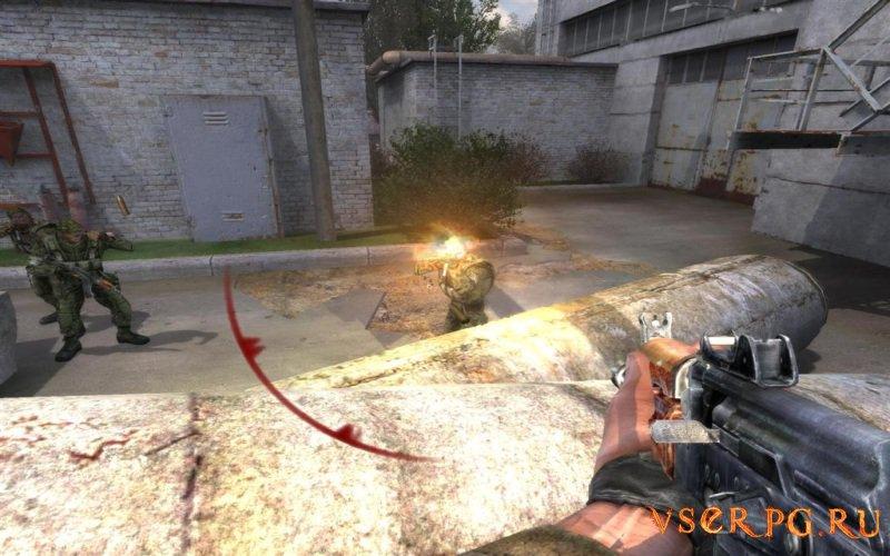 Сталкер: Новая война screen 3