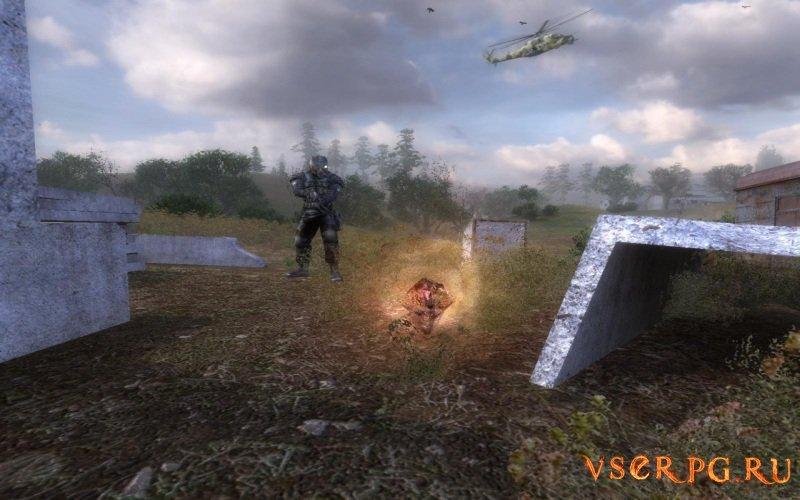 Сталкер: Новая война screen 2